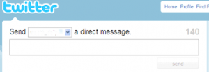 Twitter Direct Messages Aire Media