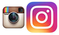 New vs Old Instagram logo