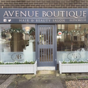 Avenue Boutique Shop Front