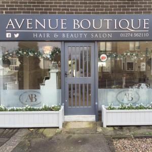 Avenue Boutique Shop Front