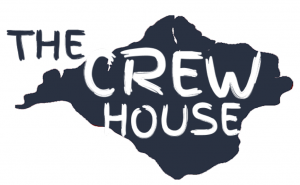 The Crew House Logo